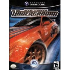 GC NEED FOR SPEED UNDERGROUND - USADO