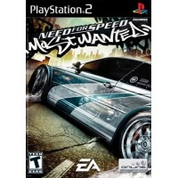 PS2 NEED FOR SPEED MOST WANTED - USADO