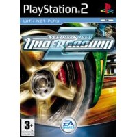 PS2 NEED FOR SPEED UNDERGROUND 2 - USADO
