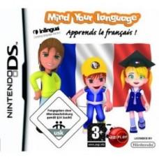 NDS Mind Your Language Apprends Le Français - USADO