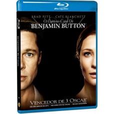 FILME O ESTRANHO CASO DE BENJAMIN BUTTON BLU-RAY USADO