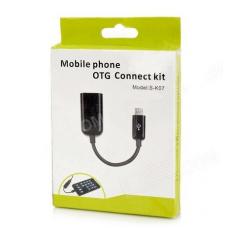 CABO OTG MICRO USB PARA USB