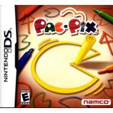NDS Pac-Pix - Usado sem caixa