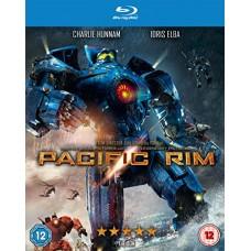FILME PACIFIC RIM BLU-RAY USADO