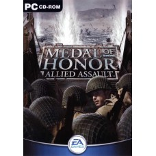 PC Medal Of Honor Allied Assault - Usado