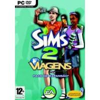 PC OS SIMS 2 VIAGENS - USADO