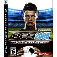 PS3 PRO EVOLUTION SOCCER 2008 - USADO