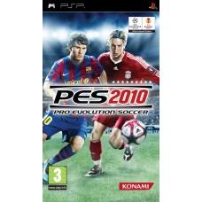 PSP Pro Evolution Soccer 2010 - Usado