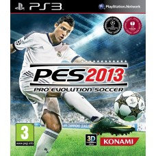 PS3 PRO EVOLUTION SOCCER 2013 - USADO