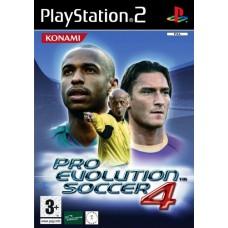 PS2 PRO EVOLUTION SOCCER 4 - USADO
