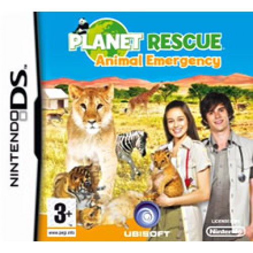 NDS PLANET RESCUE ANIMAL EMERGENCY - USADO