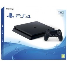 CONSOLA PS4 SLIM 500GB