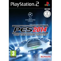 PS2 PRO EVOLUTION SOCCER 2014 - USADO