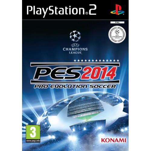PS2 PRO EVOLUTION SOCCER 2014 - USADO