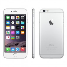 APPLE IPHONE 6 16GB LIVRE SILVER (R4) - USADO