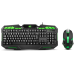 TECLADO + RATO GAMING RANGER FORCE BG