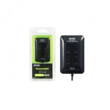 USB 2.0 HUB  4 PORTAS PRETO MTK