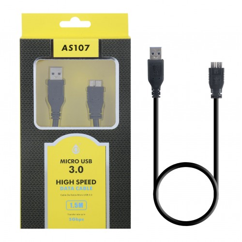 CABO MICRO USB ONE PLUS AS107