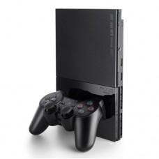 CONSOLA PLAYSTATION 2 SLIM 90004 BLACK - USADA
