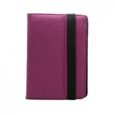 BOOK COVER NEW MOBILE TABLET 7 PURPLE