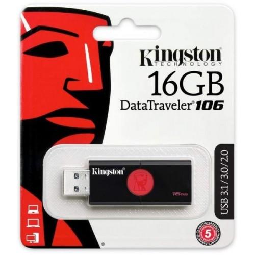 PEN DRIVE 16GB 3.0 DATATRAVELER 106 USB