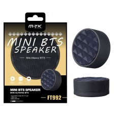 MINI BTS SPEAKERS ALTAVOZ FT992 PRETO MTK