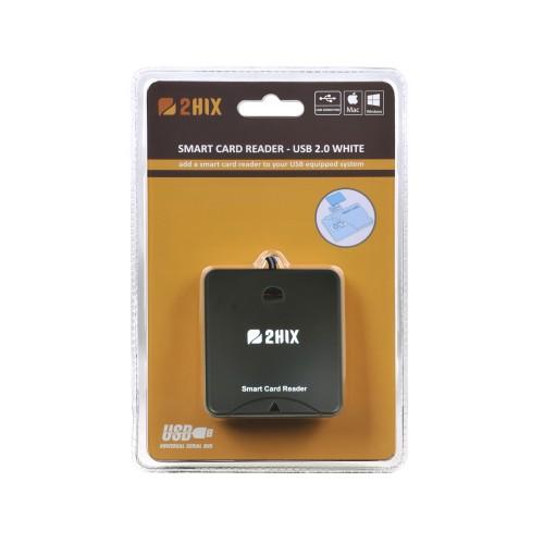 LEITOR DE CARTOES (SMART CARD) CIDADÃO – USB 2.0 – PRETO