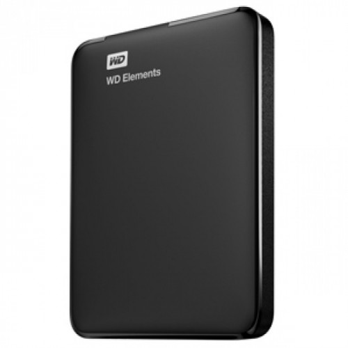 DISCO EXTERNO WESTERN DIGITAL ELEMENTS 2TB - 2.5´ USB 3.0
