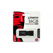 PEN DRIVE KINGSTON 16GB DATATRAVELER 100 G3 USB 3.0 -DT100G3