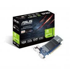NVIDIA GEFORCE GT 710 1GB DDR5  PCIE HDMI DVI VGA ASUS - NOVO