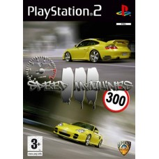 PS2 SPEED MACHINES III - USADO