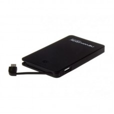 POWERBANK 2600MAH NM-PB2600 BLACK NEW MOBILE