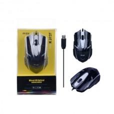 RATO GAMING TIGRE K3155 COM LUZ LED DE 7 CORES MTK