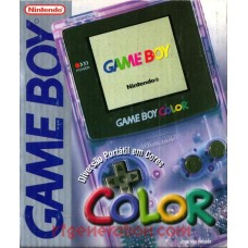 CONSOLA NINTENDO GAME BOY COLOR - USADA