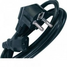 CABO POWER 3PIN (1,5M ) OEM