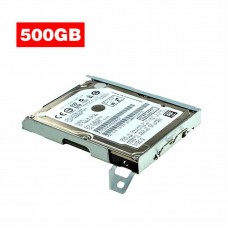 DISCO INTERNO 500GB 2.5 SATA HGST  WESTERN DIGITAL USADO ( INCLUI SUPORTE PARA DISCO)