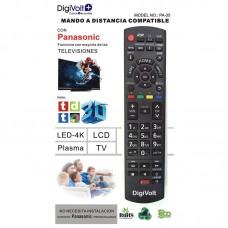 COMANDO TV UNIVERSAL PANASONIC PA-35 DIGIVOLT
