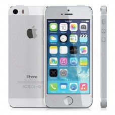 APPLE IPHONE 5S 16GB LIVRE SILVER - USADO