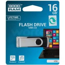 PEN DRIVE GOODRAM 16GB TWISTER USB 2.0