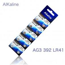 PILHA ALKALINE 1.5V LR41 392 AG-3 DVTECH