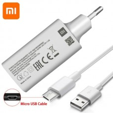 MI TRAVEL ADAPTER FAST CHARGER USB MICRO USB MDY-08