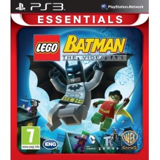 PS3 LEGO BATMAN THE VIDEO GAME - USADO