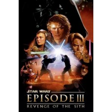 FILME STAR WARS III - A VINGANCA DOS SITH DVD - USADO