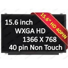 DISPLAY 15.6 LED  SLIM WXGA HD 1366X768 CONETOR 30 PINOS EDP DIR. MATTE (359.5MM LARGURA)