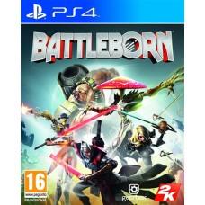 PS4 BATTLEBORN - USADO