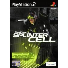 PS2 TOM CLANCYS SPLINTER CELL - USADO SEM CAIXA