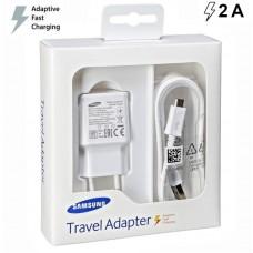 SAMSUNG TRAVEL ADAPTER MICRO USB 15W 2A EP-TA20EWE