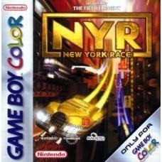 GBC NEW YORK RACE - USADO