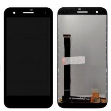 DISPLAY TOUCH+LCD VODAFONE E8 VF510 , VFD510 PRETO (INCLUI CHASSI E TAMPAS ORIGINAIS)