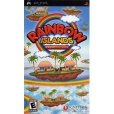 PSP RAINBOW ISLANDS EVOLUTION - USADO SEM CAIXA